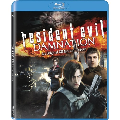 Winners announced for the Resident Evil: Damnation NR Contest