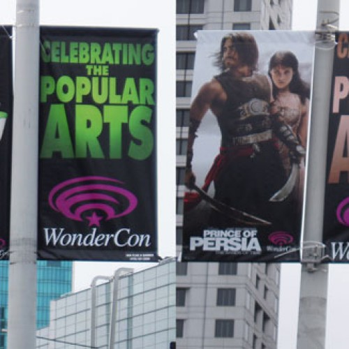 WonderCon returns to Anaheim and San Francisco in 2013?