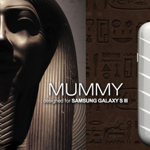 Review: Wrap your GS3 like a mummy with Musubo Mummy case