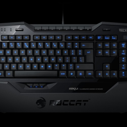 Roccat Isku Keyboard Review: Why can't I hold all these macroes!?