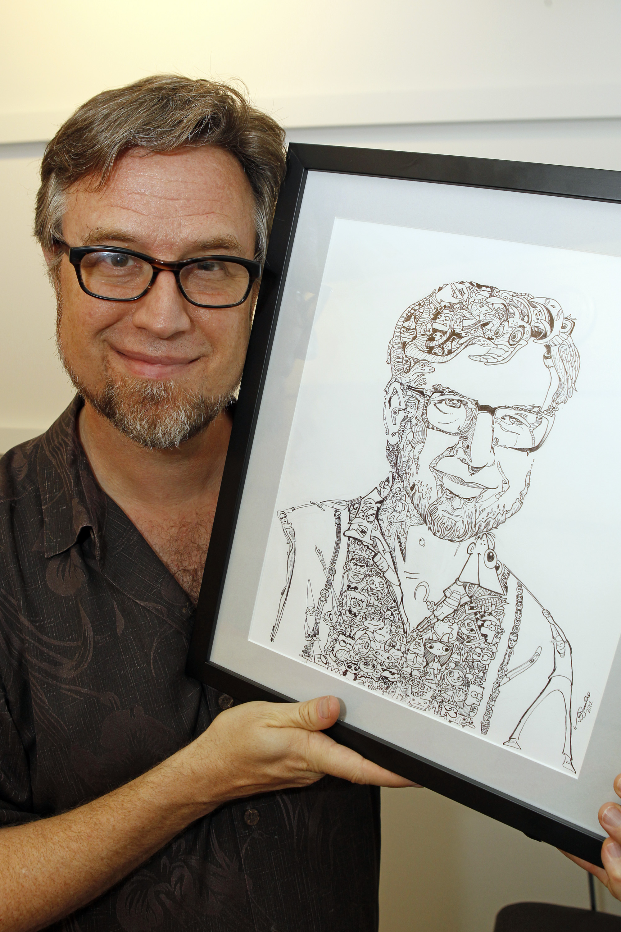 dan povenmire net worth