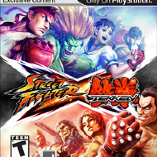 Street Fighter X Tekken 2013 version coming via patch