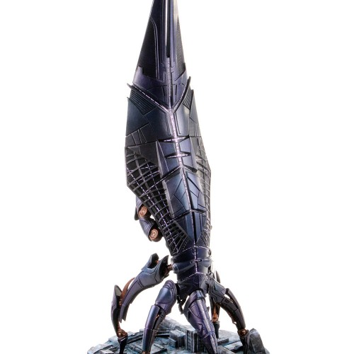 Oh gawd! Mass Effect's Reaper gets a large-scale replica