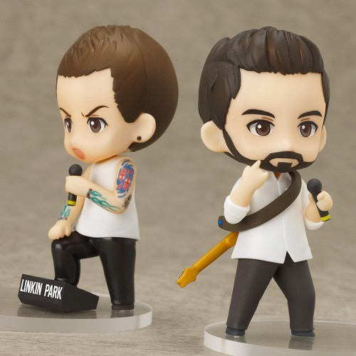 Introducing the Nendoroid Petite: Linkin Park Set