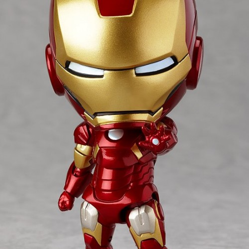 Nerd Reactor & Power Anime's Iron Man Mark VII Heroes Edition Nendoroid giveaway