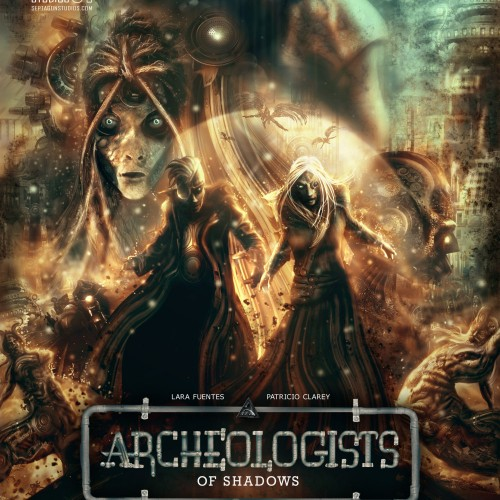 Archeologists of Shadows Volume 1  graphic novel review