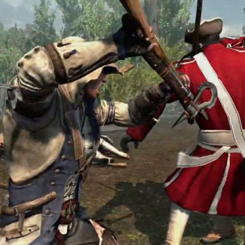 The last Assassin's Creed III video before the launch