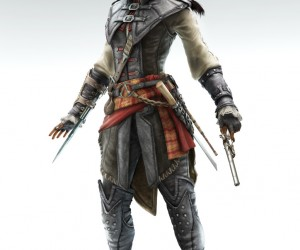Assassin's Creed III Liberation Assassin Persona