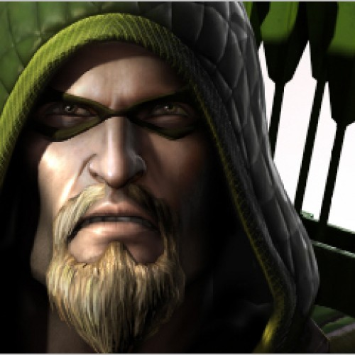 Green Arrow revealed for Injustice roster