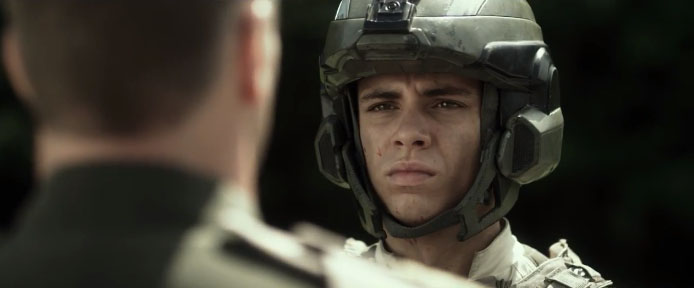 Watch The Halo 4 Live Action Series Now Forward Unto Dawn