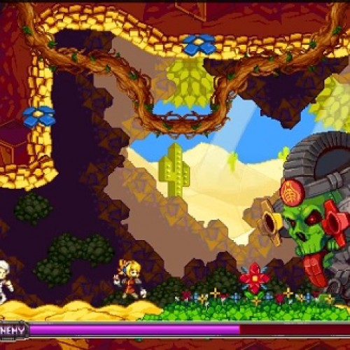 The Iconoclasts, an excellent 2D action platformer, gets a second trailer