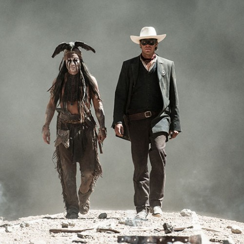 The Lone Ranger gets a poster and new breathtaking images