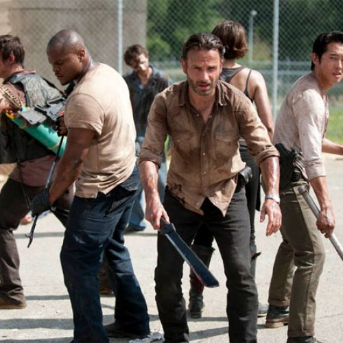 NR Podcast: The Walking Dead Season 3 Episode 1 Recap