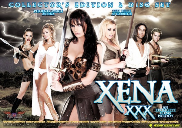 I'm not the biggest die-hard fan of the original Xena Warrior