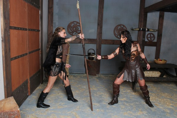 Xena Warrior Princess XXX An Exquisite Films Parody will be