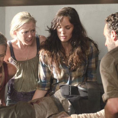 NR Podcast: The Walking Dead Season 3 Episode 2 'Sick' Recap