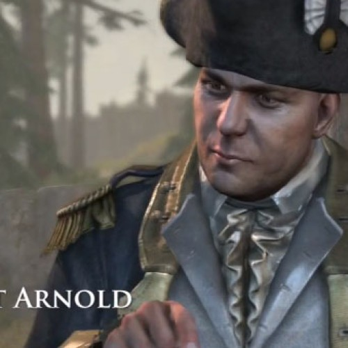 Assassin's Creed III's Benedict Arnold DLC is a PS3 exclusive, plus launch trailer released