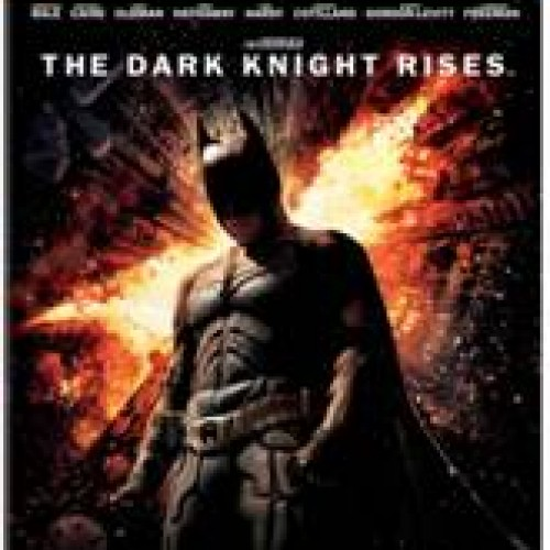 The Dark Knight Rises comes to Blu-ray December 4th