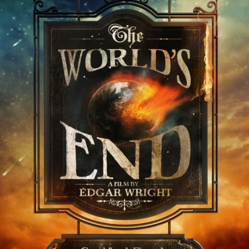 New viral video for The World's End