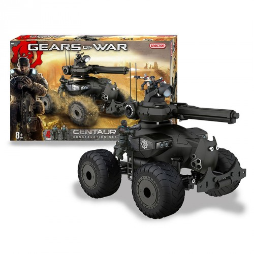 Gears of War gets its own Erector sets