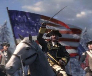 george washington assassin's creed iii