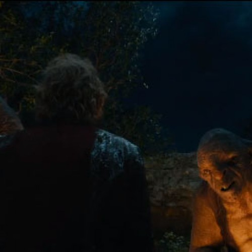 There will be trolling in the Hobbit