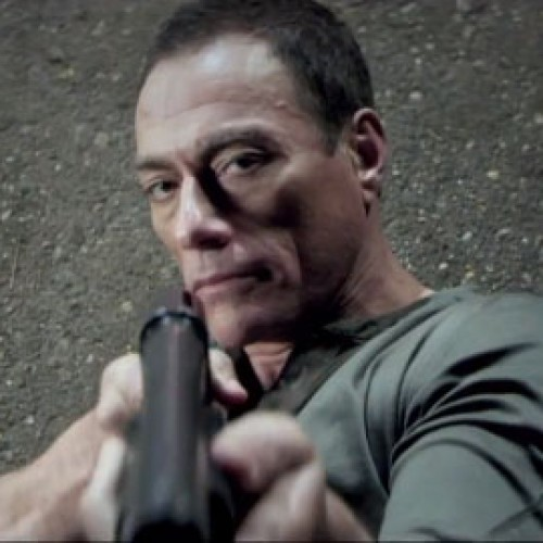 Jean-Claude Van Damme will be in a UFO movie