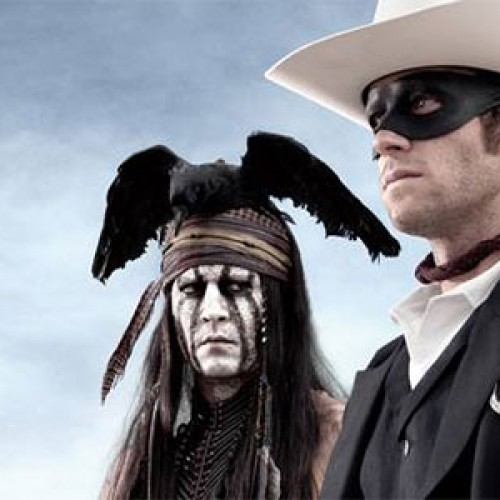 First trailer for The Lone Ranger released