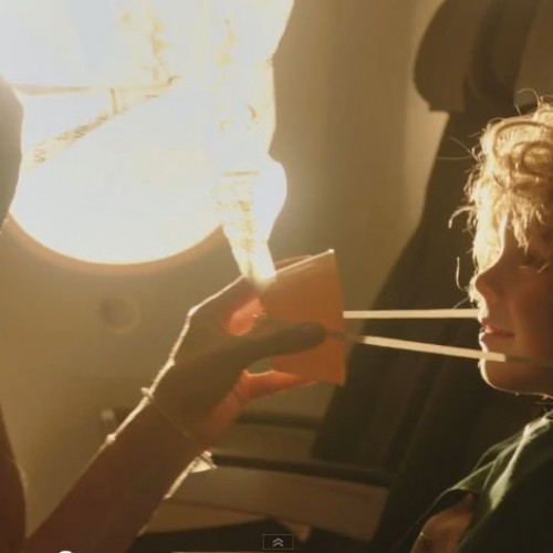 Fly Air New Zealand and have Gandalf, hobbits and elves give you in-flight safety tips