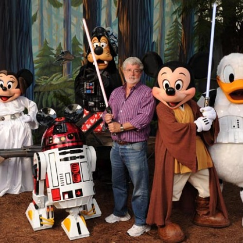 Disney buys LucasFilm for 4 billion dollars; Episode VII slated for 2015 release