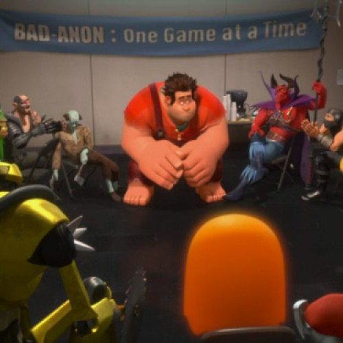 NR Podcast Review: Wreck-It-Ralph
