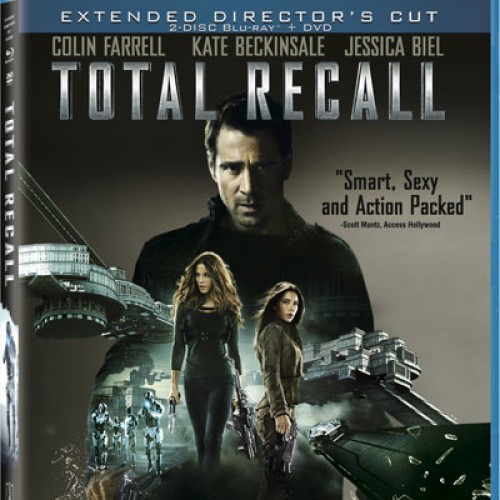 Total Recall Blu-ray includes God of War: Ascension E3 Demo