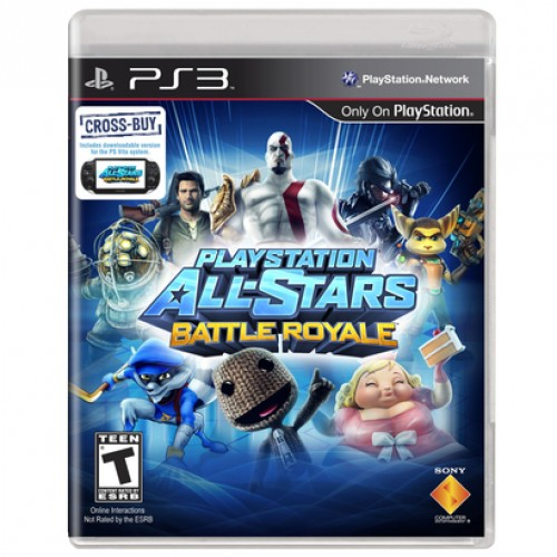 PlayStation All-Stars Battle Royale Live-Action Trailer