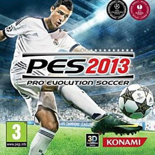 PES 2013: Konami gets us to work out