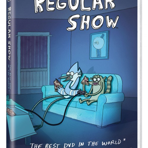 NR Contest – Regular Show: The Best DVD In The World.* At This Moment In Time