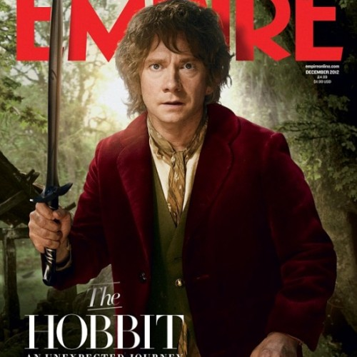 The Hobbit graces the covers of Empire Magazine