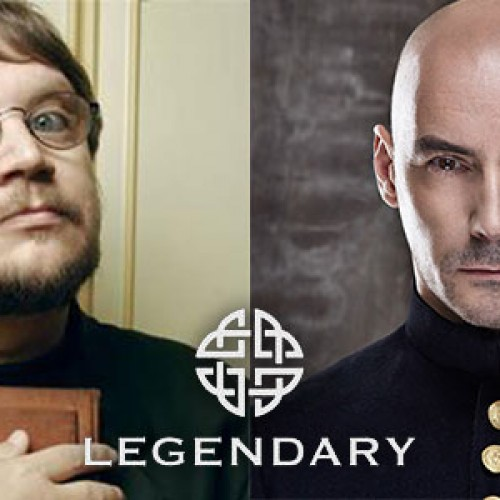 Guillermo del Toro and Grant Morrison announce two all-new projects from Legendary Comics