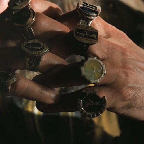 The Mandarin's rings will not derive from the comics