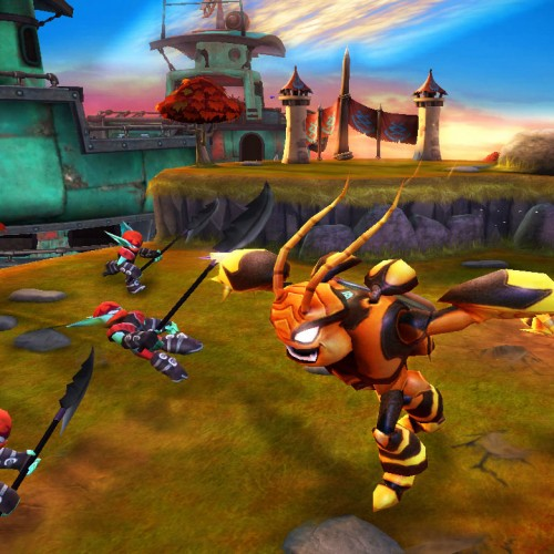 Skylanders: Giants soundtrack will take you for a ride