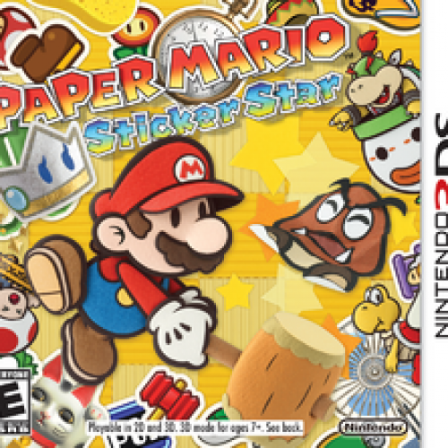 Paper Mario: Sticker Star Review – The power of Wishes and Stickers