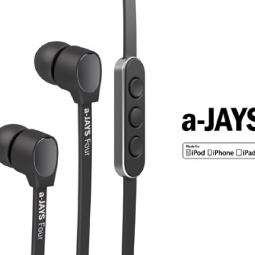 a-JAYS Four earphones review