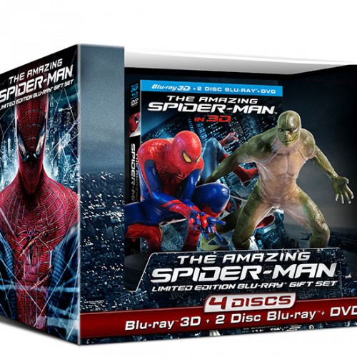 NR Contest: The Amazing Spider-Man Prize Pack Bonanza!