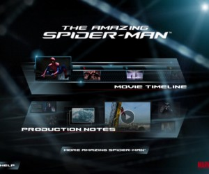 Amazing Spider-Man Second Screen App - 03