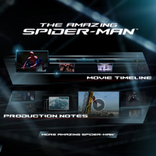 The Amazing Spider-Man Second Screen Experience impressions