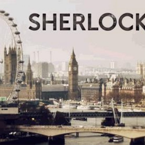 Filming for Sherlock begins!