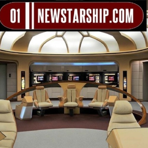 Star Trek Enterprise bridge restoration – only you can 'make it so'