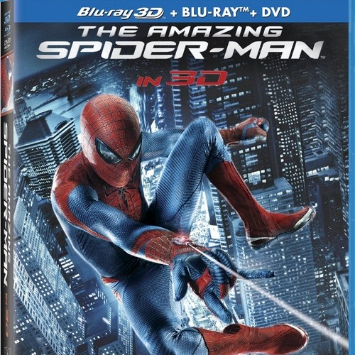 The Amazing Spider-Man – 3D Blu-ray Review