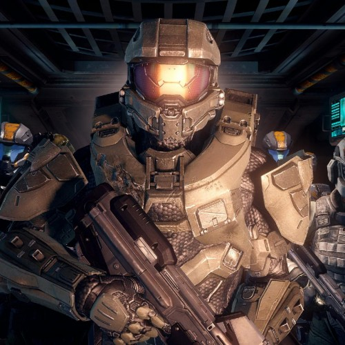 Ridley Scott is involved in the live-action Halo movie?