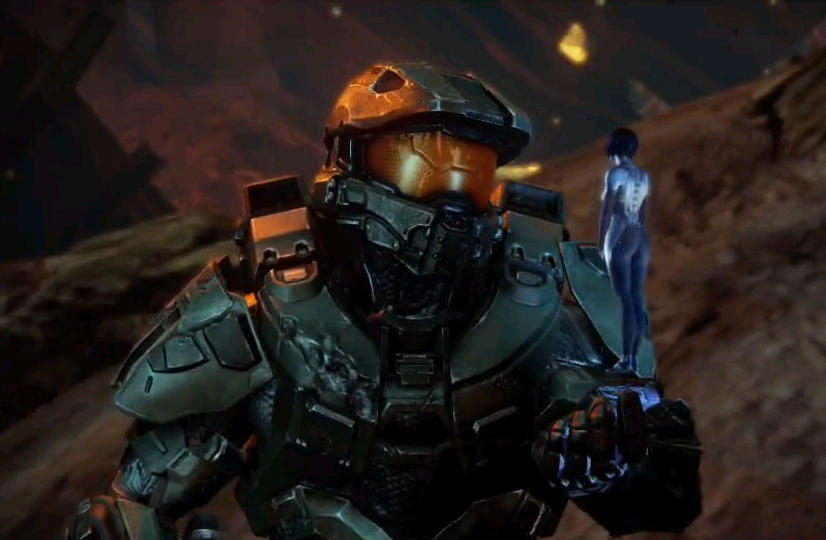 Does 343 fill the void that Bungie left? YES! - Halo 4