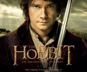 Hobbit howard shore soundtrack cover
